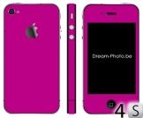 iPhone 4s Sticker Cyclamen